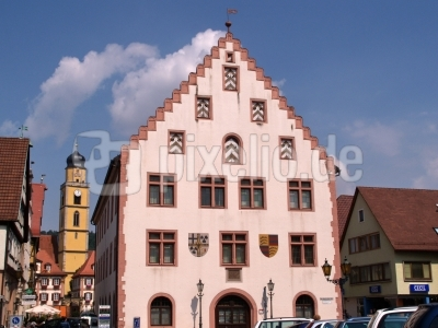 Rathaus Bad Mergentheim