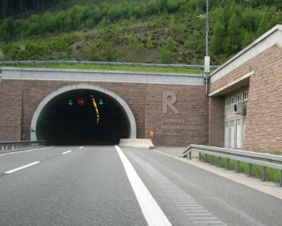 Der Rennsteigtunnel