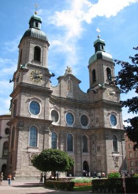 Innsbruck - St.Jakob Dom