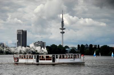 Dampfschiff St.Georg