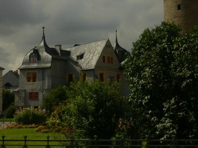 Die Bastille in Weimar
