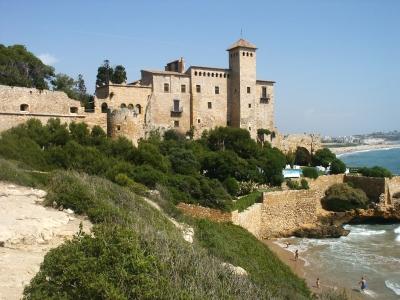 Burg in Tamarit