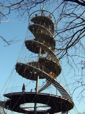 Turm freistehend Stuttgart Killesberg
