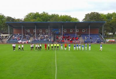 FC Schalke 04 Amateure - SV Lippstadt 08