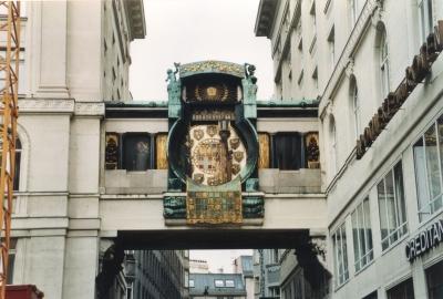 Wien - Ankeruhr
