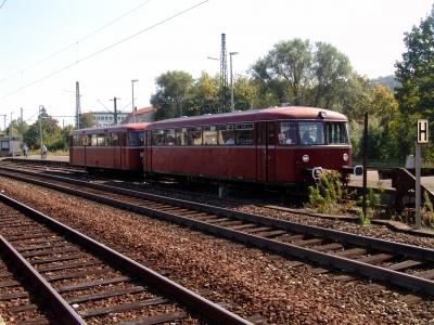 VT 98 Schienenbus