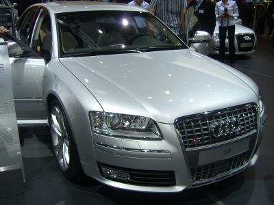 IAA 2007 - Audi 02