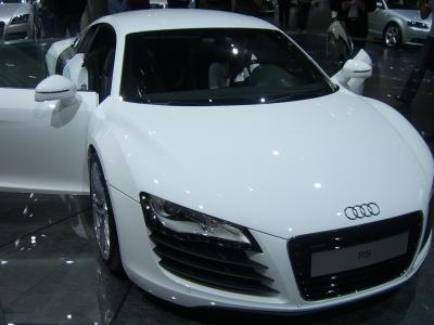 IAA 2007 - Audi 03