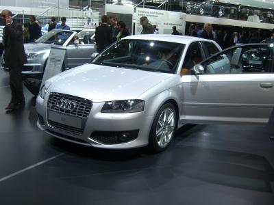 IAA 2007 - Audi 04
