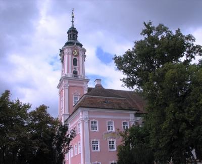 Wallfahrtskirche Birnau / Bodensee