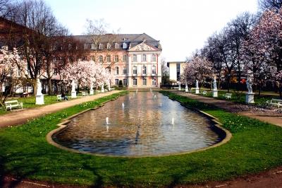 Schätze Deutschlands, Kurfürstliches Palais in Trier