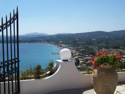 Ypsos Beach Korfu
