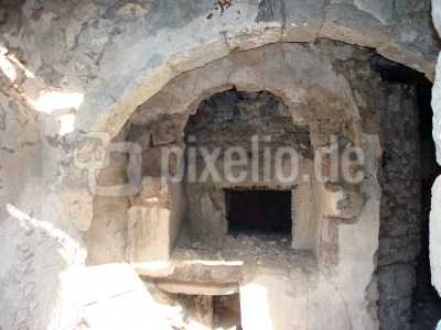 Alte Wohnstätte auf Nisyros