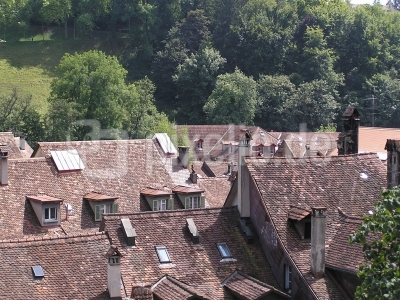 Über den Dächern von Bern