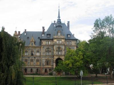 Gründerzeitliches Schloss Lieser/Mosel