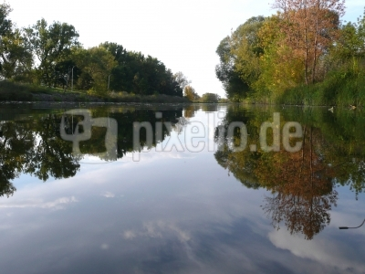 Flusslandschaft