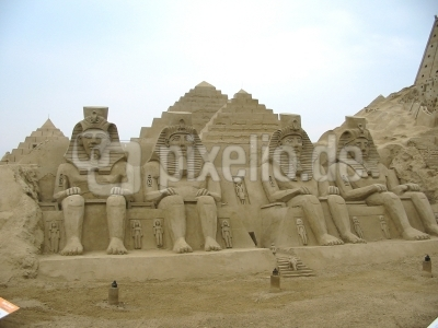 Sandworld Travemünde