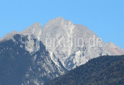 Berge in Südtirol - Ifinger 02