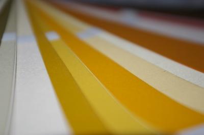 Farbfächer Amphilsilan
