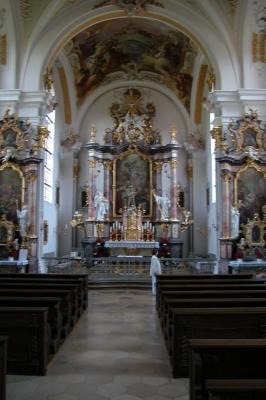 Klosterkirche Oberschönenfeld
