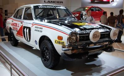 Rallyewagen 4