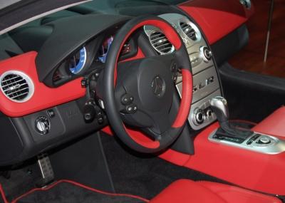 Mercedes SLR 1