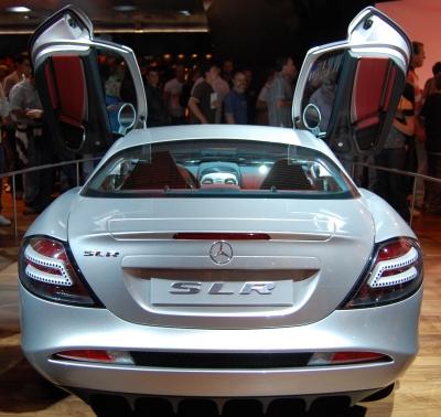 Mercedes SLR 2
