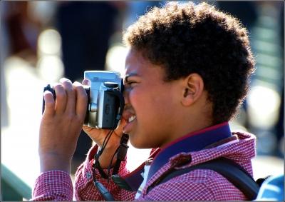 Fotografen-Nachwuchs