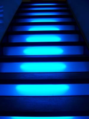 Die stille Treppe