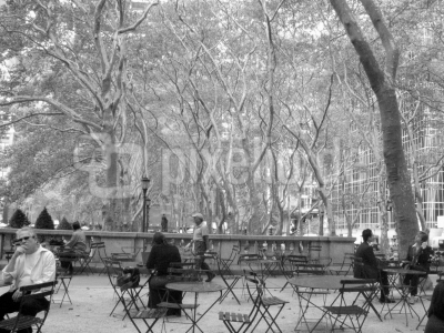 New York Bryant Park