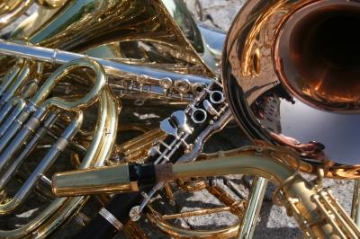 Instrumentenhaufen