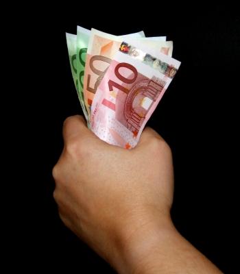 eine Stange Geld