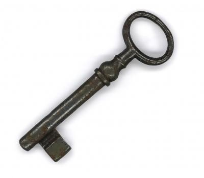 Alter Schlüssel!