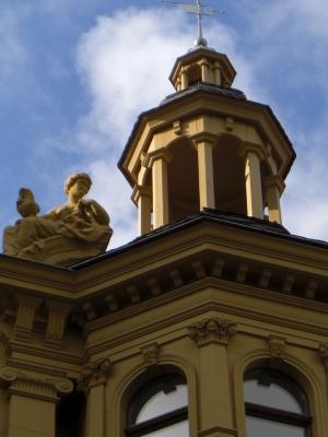Türme auf Dächern2