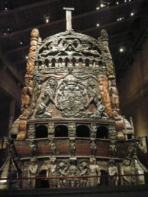 Heck der Vasa