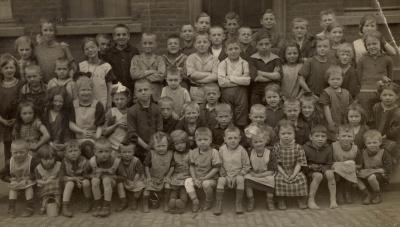 Straßenkinder 1925