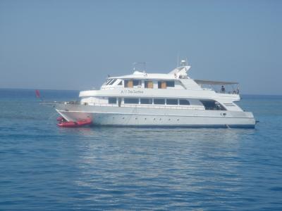 Safarietauchboot