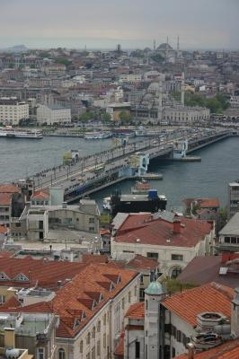 Galatabrücke in Istanbul