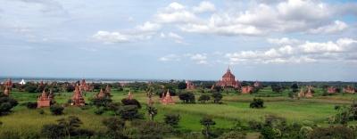 Panorama Bagan