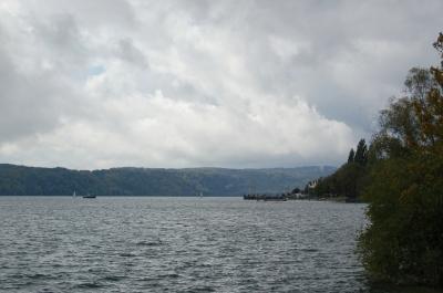 Regenwetter am Bodensee