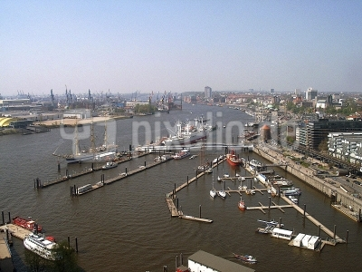 Hamburg City Sport Hafen