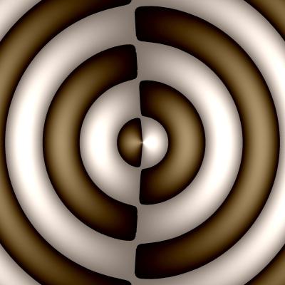 Hintergund- Labyrinth