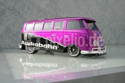 VW Custom Bully T1