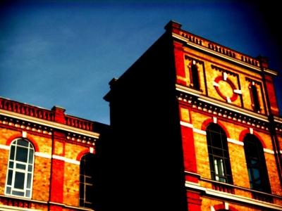 Fabrikschloss Augsburg Detail
