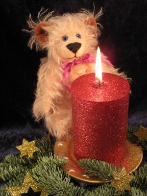 Einstimmung auf eine bärige Weihnacht.  :-)