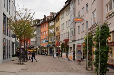 Friedrichshafen, Innenstadt