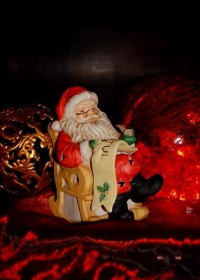 Der Weihnachtsmann liest vor #2