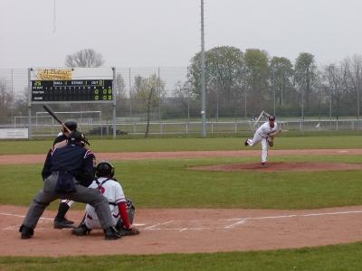 Baseball-Pitch