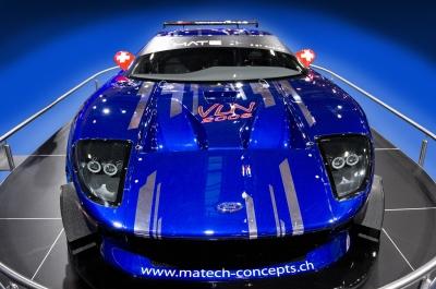 GT 40 Race II