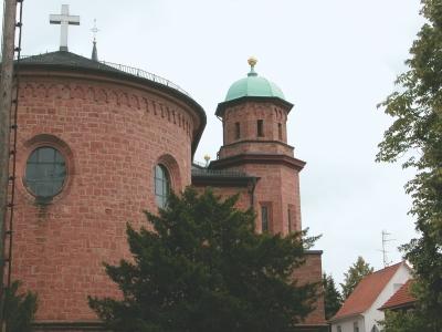 Hainburg St. Wendelinus Kirche